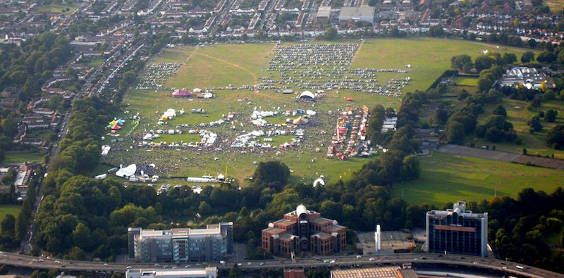 Gunnersbury Park hosted the 15th London Mela, which celebrates South Asian culture, in 2017