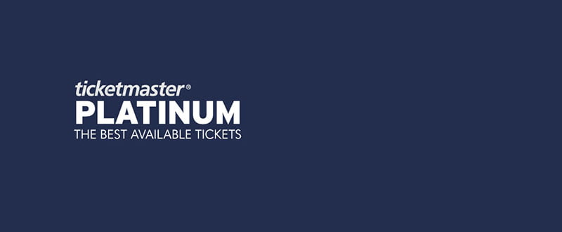 Ticketmaster Platinum