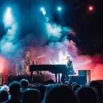 Tom Odell at New Fall Festival 2017 in Dusseldorf, SSC Festivals