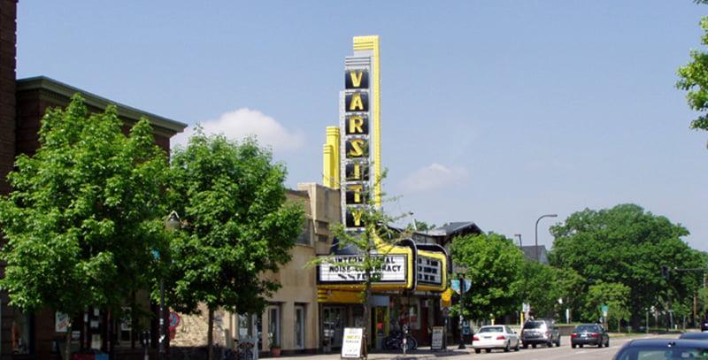 Varsity Theater, Dinkytown, Minneapolis