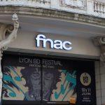 The Fnac store on Rue de la République in Lyons