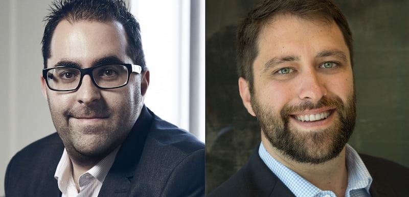 Scott Mantell, Adam Ginivisian, ICM Partners