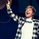 Sheeran's ÷ tour has sold more than 1m tickets in Australia and NZ, drone
