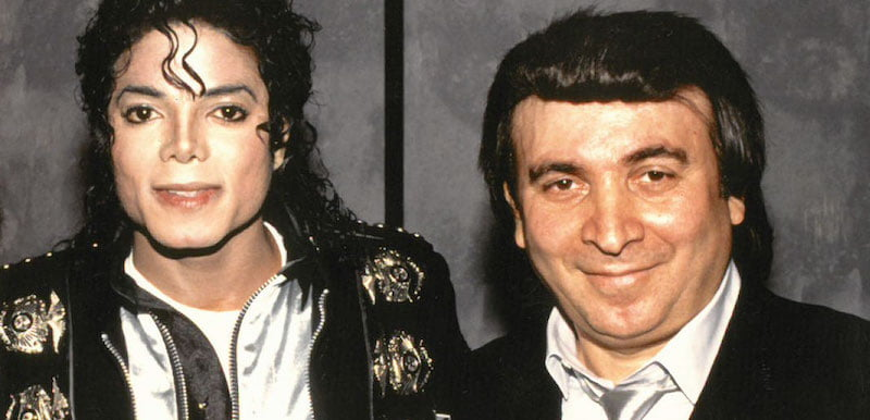 Michael Jackson, Marcel Avram