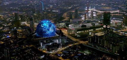 MSG Sphere London