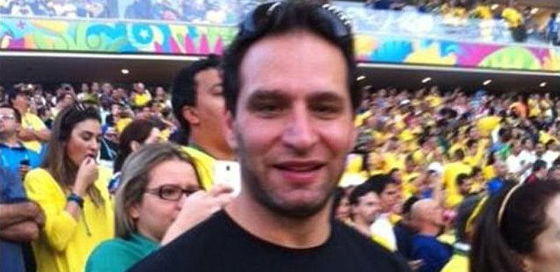 Jason Nissen at the Brazil 2014 World Cup
