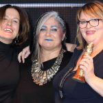 Selina Emeny, Emma Banks, Gillian Park, Arthur Awards 2018