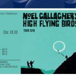 TicketOne ticket, Noel Gallagher