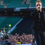 U2 played Twickenham last year