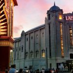 Melbourne's Luna Park and Palais Theatre