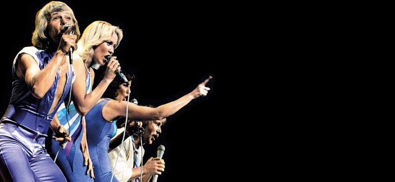 Abba Live at Wembley Arena