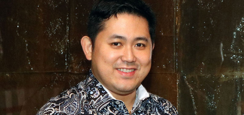 HRH Prince Abdul Qawi of Brunei