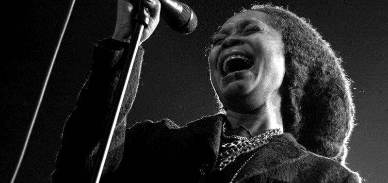 'Godmother of Soul' Erykah Badu will perform at Soul'd Out on 18 April