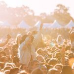 Fans at Groovin the Moo 2017