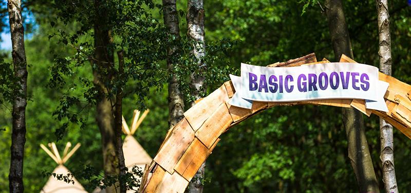 CampSolutions teepees at Freshtival last week