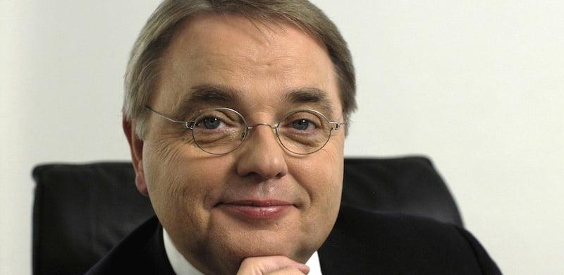 CTS Eventim CEO Klaus-Peter Schulenberg