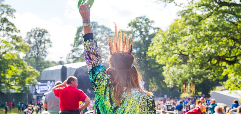AIF has got its standalone festival tariff LP (pictured is association member Kendal Calling)