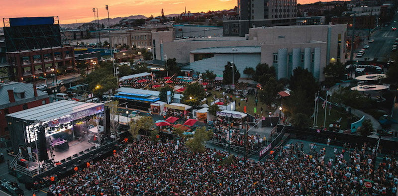 ScoreMore Shows' Neon Desert festival