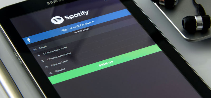 Streaming services such as Spotify are a major source of fan data for the live industry