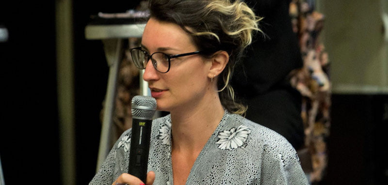 Audrey Guerra, Live DMA/EMC