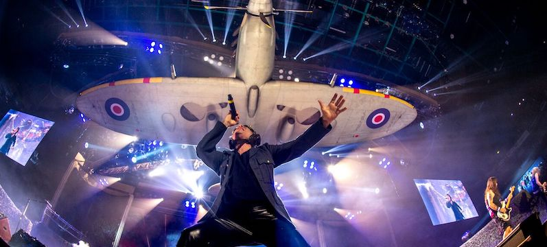 Iron Maiden S Legacy Of The Beast Tour Gets Underway Iq Magazine