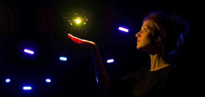 Verity Studios drone