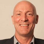 CEO of Support act, Clive Miller