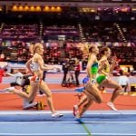 Arena Birmingham hosted the IAAF 2018 athletics championships