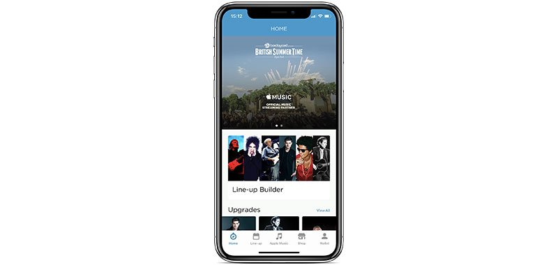 LiveStyled BST Hyde Park app