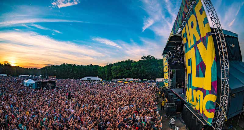 Based in Delaware, Firefly has been a regular fixture in the festival season since 2012