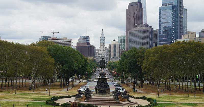 Ben Franklin Parkway, Philadelphia, Made in America's home since 2012