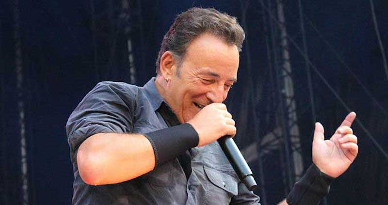 Springsteen was accused in 2009 of flouting ticket holdbacks laws
