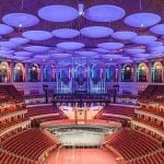 Inside Royal Albert Hall
