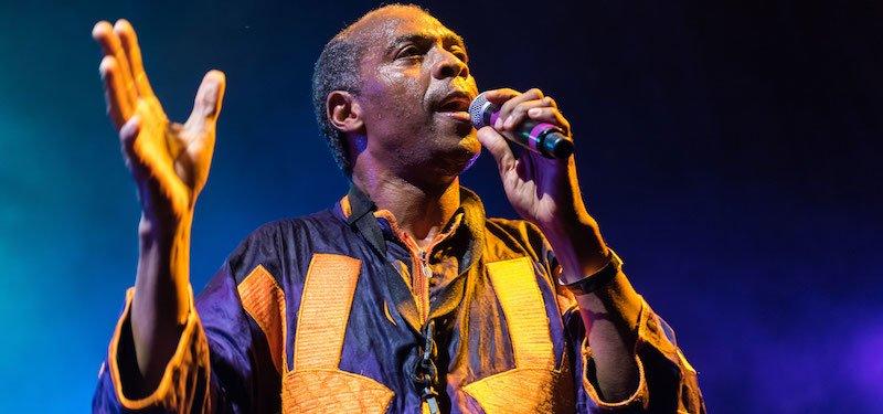Femi Kuti will play Global Citizen Festival Mandela 100