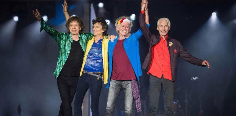 The Rolling Stones, No Filter tour