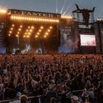 The two elderly men were among 75,000 metalheads attending this year's Wacken