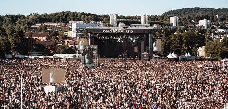 Eminem, Oslo Sommertid 2018