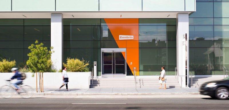 Eventbrite's San Francisco HQ