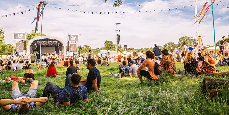 Eat Your Own Ears is behind London's Field Day festival
