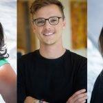 Danielle Beckford, Kyle Kernohan, Liz Pantone, ICM Partners