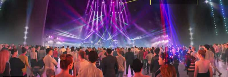 The new Rotterdam Ahoy venue will have a capacity of 7,000