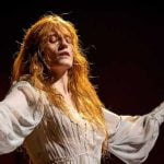 Florence + The Machine performed the Saturday of Grandoozy