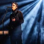 Half-Egyptian, half-Belgian singer Tamino played 10 shows through this year's Etep exchange