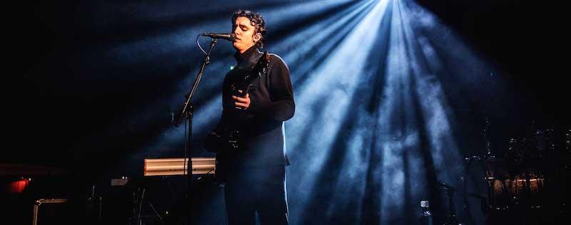 Half-Egyptian, half-Belgian singer Tamino played 10 shows through this year's Etep exchange
