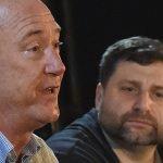 Bob Roux, Emporium Presents' Dan Steinberg