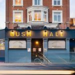 The 425-cap. Bush Hall is ranked as one of London's best venues