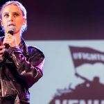 Ellie Rowsell speaks at Venues Day