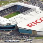 Ricoh Arena, Coventry
