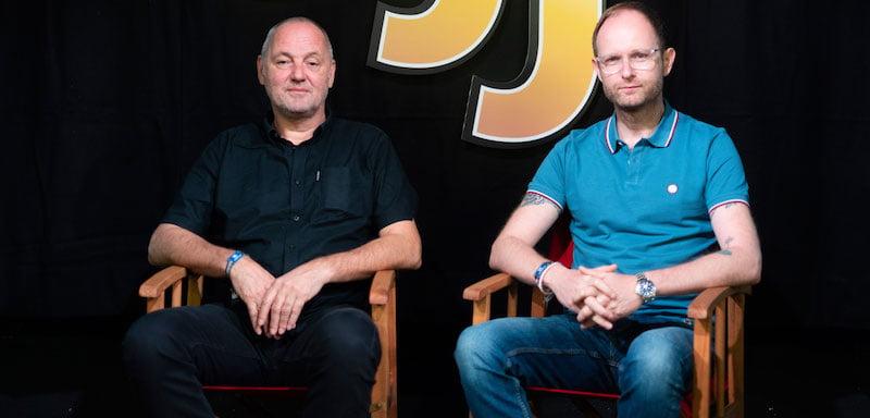 Greg Parmley, Ruud Berends, IFF 2018