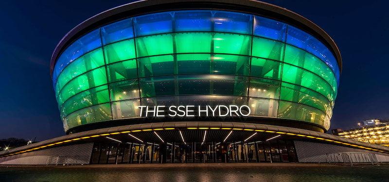 The SSE Hydro, Glasgow